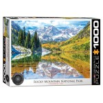 Cuy Games - 1000 PIEZAS - Rocky Mountain National Park -