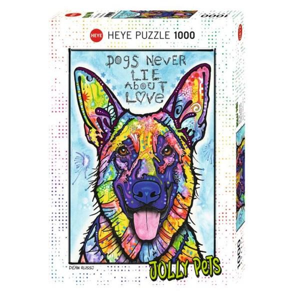 1000 PIEZAS – Dogs Never Lie