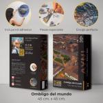 Cuy Games - 400 PIEZAS - OMBLIGO DEL MUNDO -
