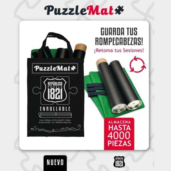 PUZZLE MAT DE 500 A 4000 PIEZAS