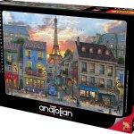 Cuy Games - 3000 PIEZAS - STREETS OF PARIS -