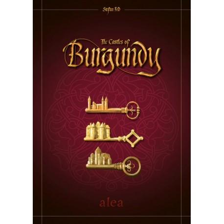 CASTLES OF BURGUNDY ED. 20 ANIV