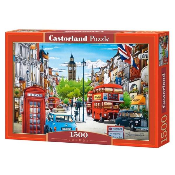 Cuy Games - 1500 PIEZAS - LONDON/LONDRES -