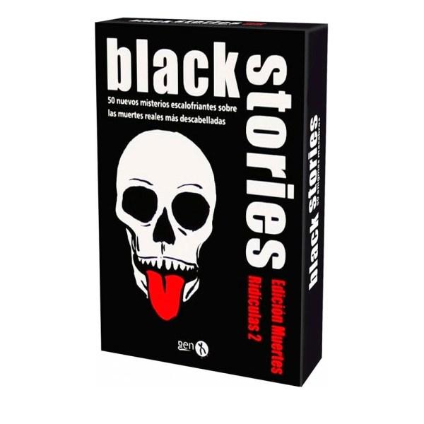 BLACK STORIES – MUERTES RIDICULAS 2