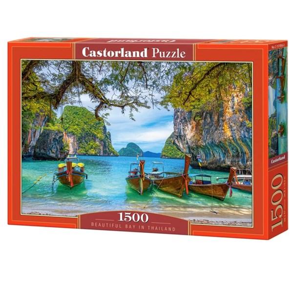 Cuy Games - 1500 PIEZAS - BEAUTIFUL BAY IN THAILAND -