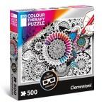 Cuy Games - 500 PIEZAS - THERAPY MANDALA -