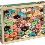Cuy Games - 1000 PIEZAS - DOUGHNUTS -