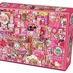 Cuy Games - 1000 PIEZAS - PINK -