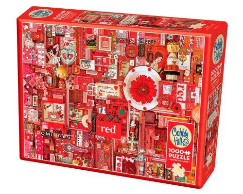 1000 PIEZAS – RED