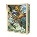 Cuy Games - 1000 PIEZAS - WATERFALL DRAGONS -