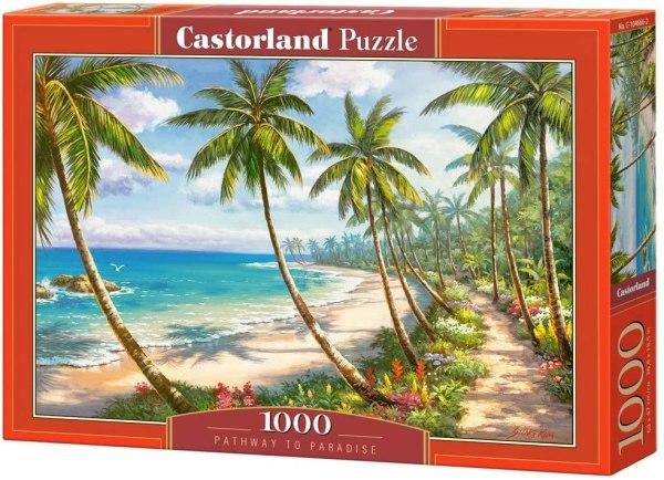 Cuy Games - 1000 PIEZAS - PATHWAY TO PARADISE -