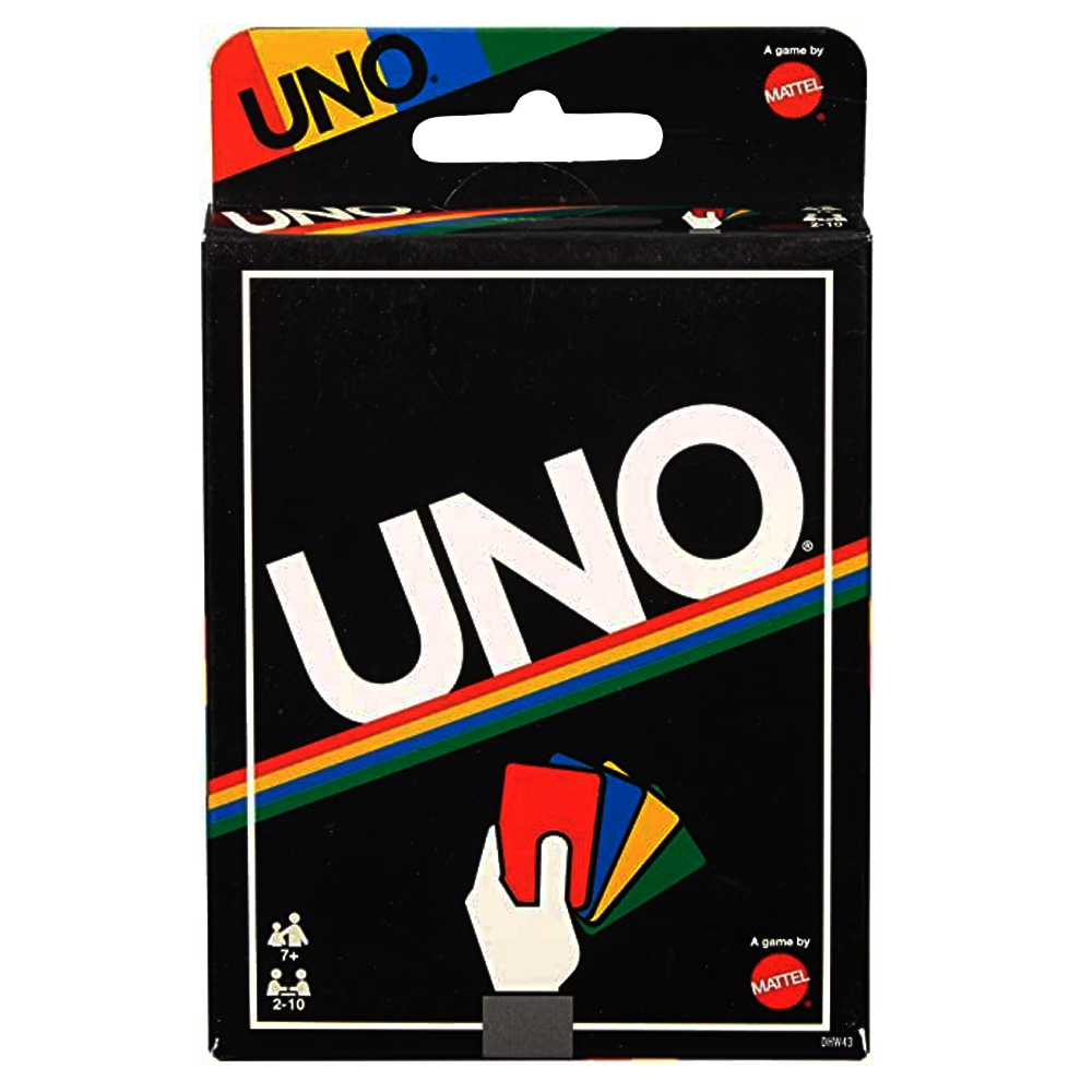Cuy Games - CARTAS UNO RETRO -