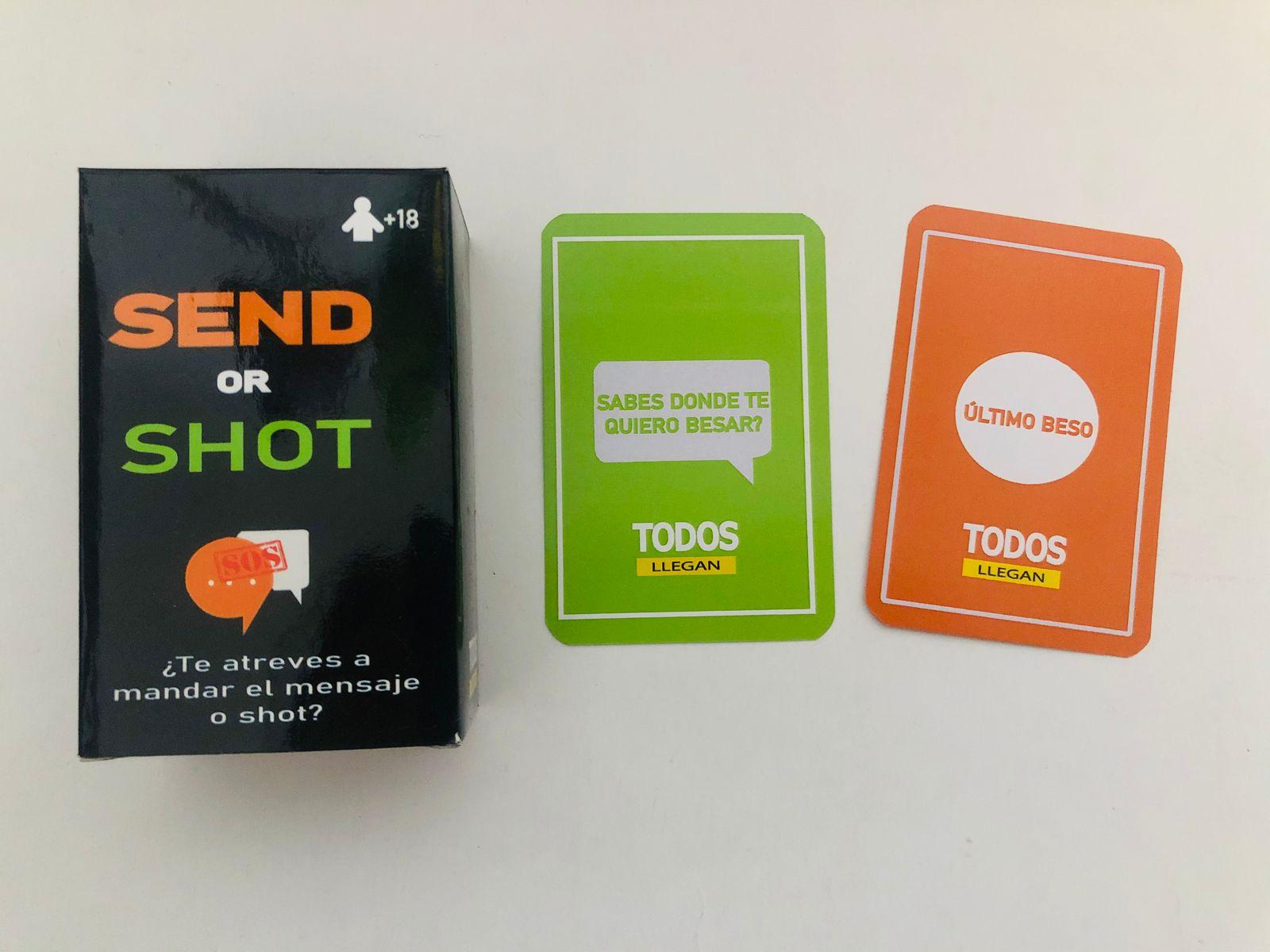 Cuy Games - SEND OR SHOT -