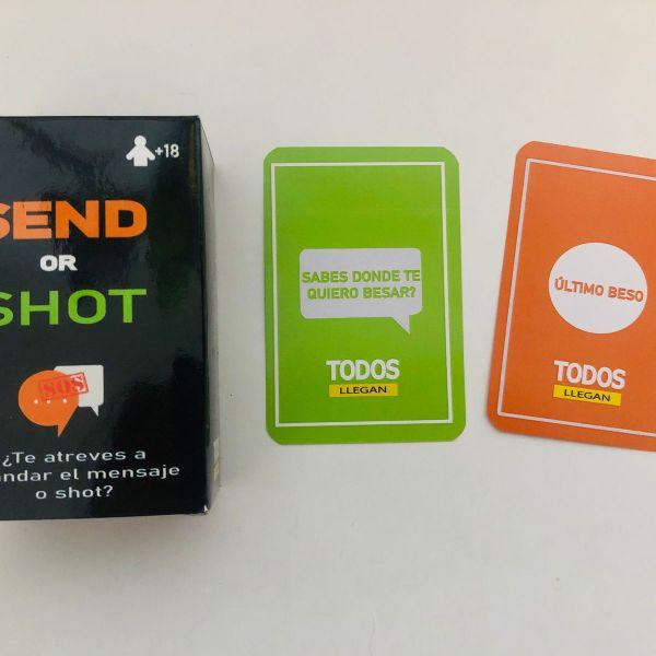 SEND OR SHOT