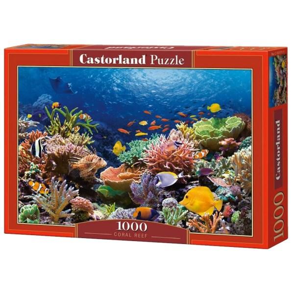 1000 PIEZAS – CORAL REEF FISHES