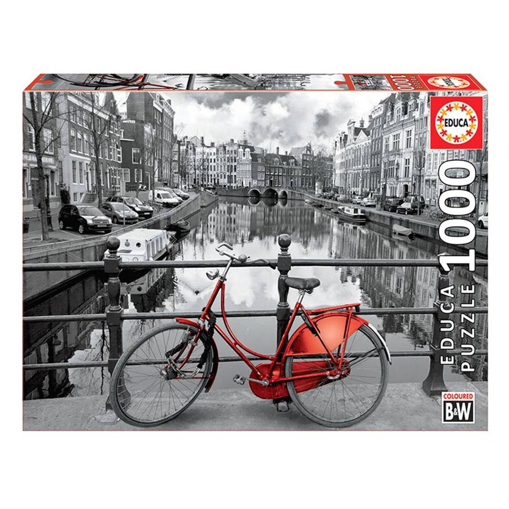 Cuy Games - 1000 PIEZAS - AMSTERDAM -