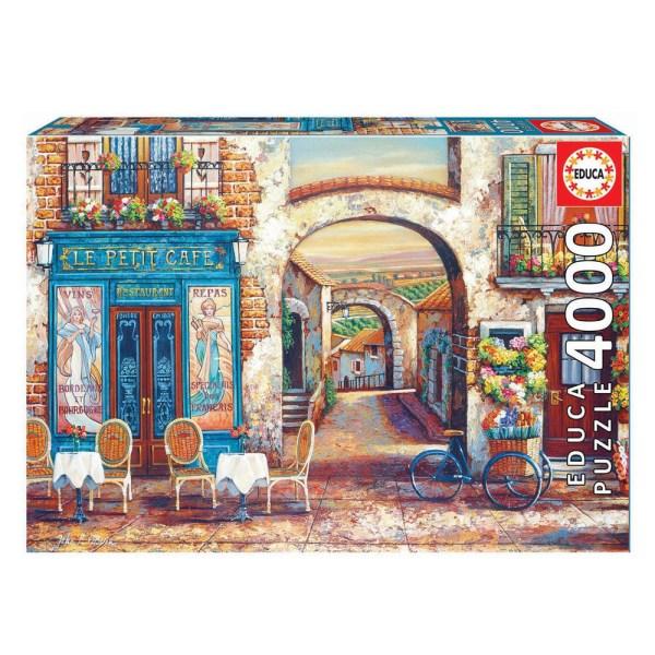 Cuy Games - 4000 PIEZAS - LE PETIT CAFE FS -