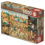 Cuy Games - 9000 PIEZAS - JARDIN DE LAS DE DELICIAS -