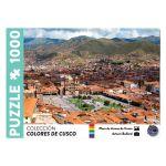 Cuy Games - 1000 PIEZAS - PLAZA DE ARMAS DE CUSCO -
