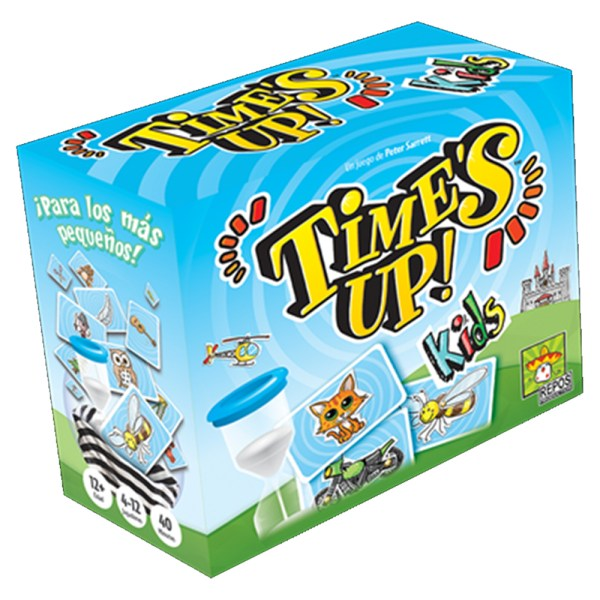 Cuy Games - TIME'S UP! KIDS -