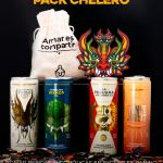 Cuy Games - PACK CHELERO CON ROMPECABEZAS DIABLADA 150 PIEZAS -
