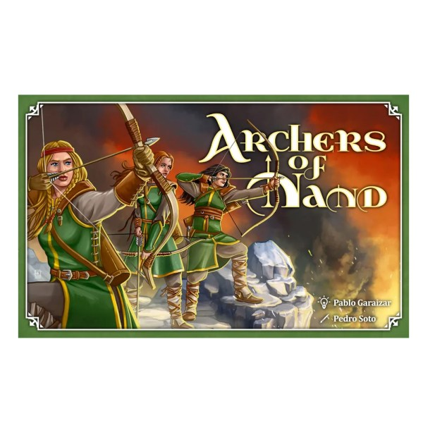 ARCHERS OF NAND