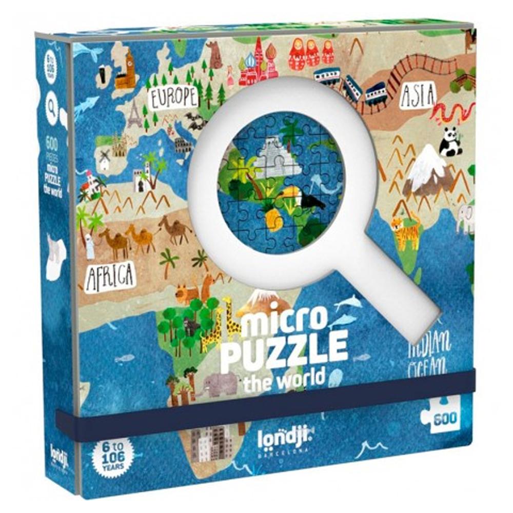 Cuy Games - 100 PIEZAS - THE WORLD -