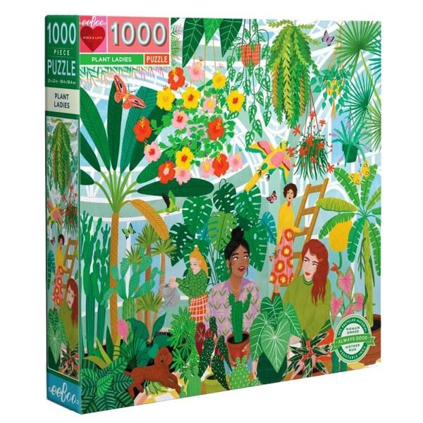 1000 PIEZAS – PLANT LADIES