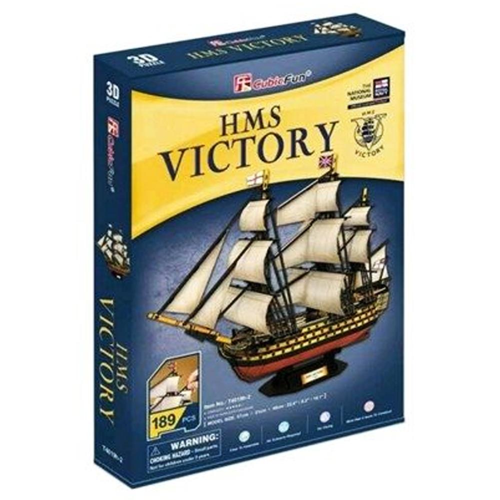 Cuy Games - 189 PIEZAS - HMS VICTORY CF -