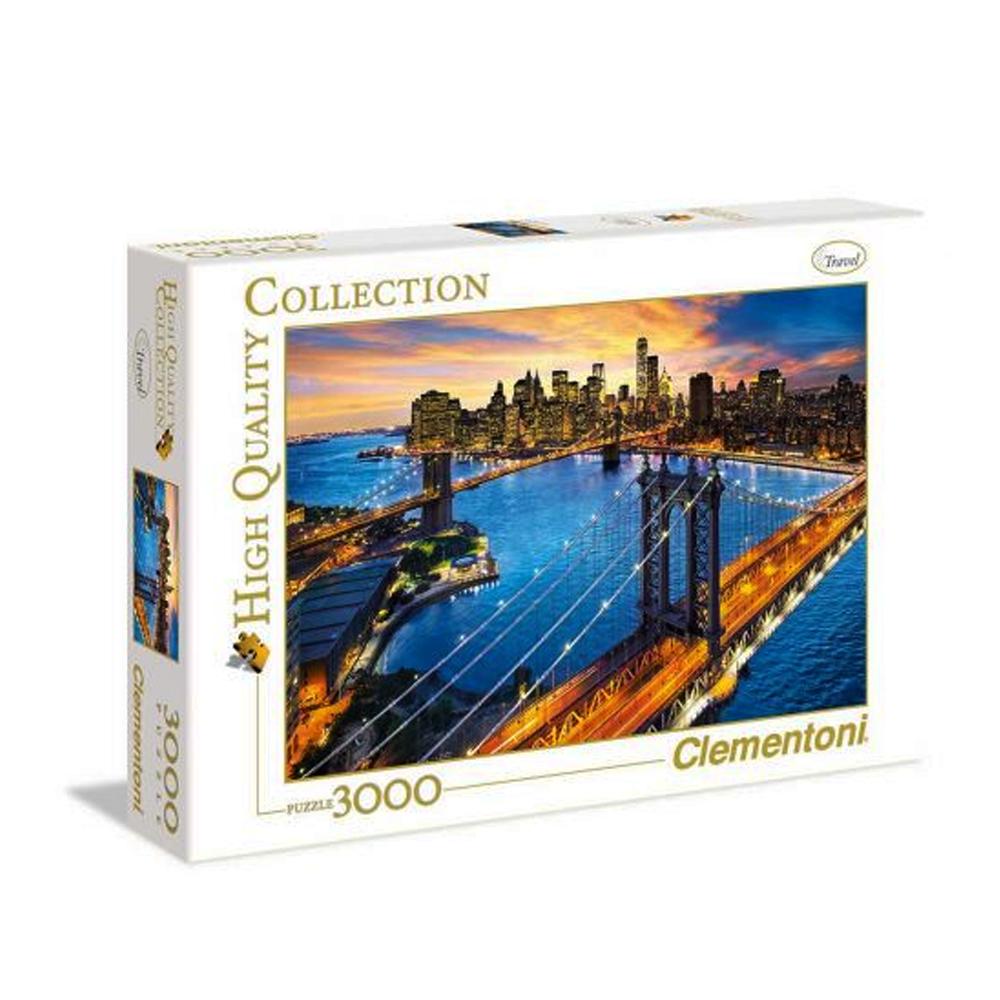 Cuy Games - 3000 PIEZAS - NEW YORK -
