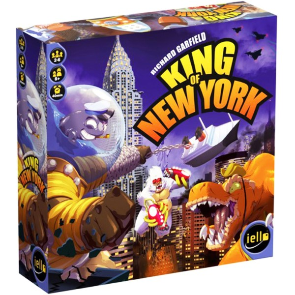 Cuy Games - KING OF NEW YORK -
