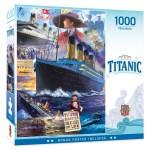 Cuy Games - 1000 PIEZAS - TITANIC COLLAGE -