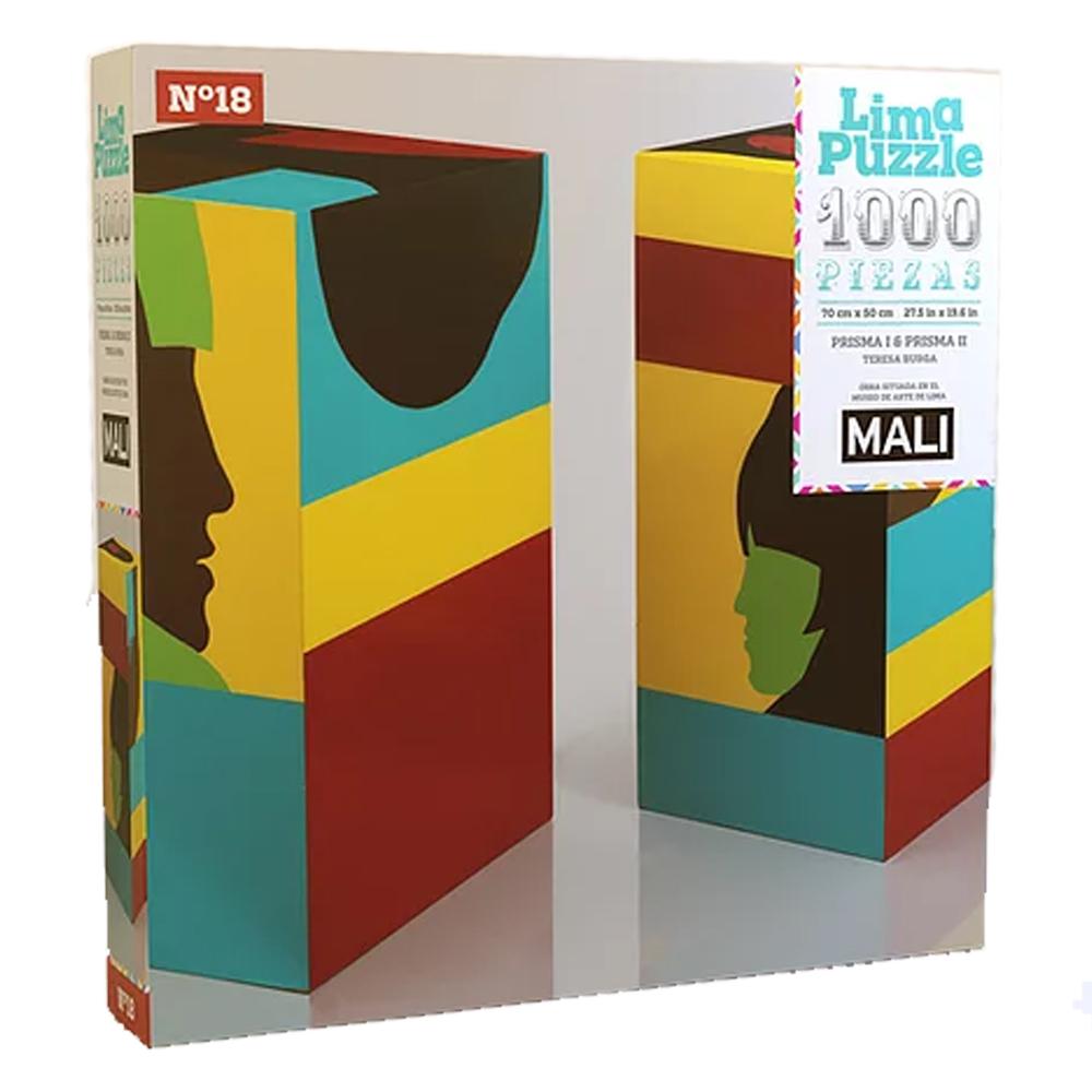 Cuy Games - 1000 PIEZAS - PRISMA I Y PRISMA II -