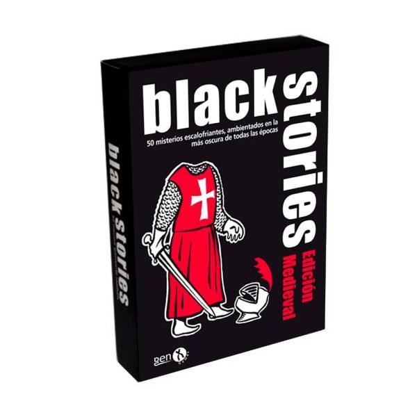BLACK STORIES – ED. MEDIEVAL