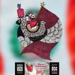 Cuy Games - 500 PIEZAS - LLAMA BICENTENARIA BY LUCIA JARA -