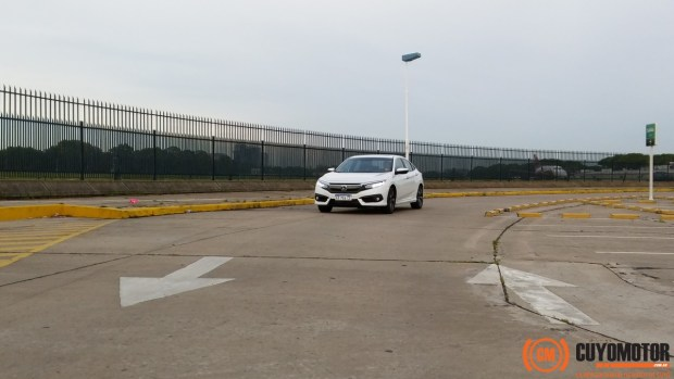 Honda Civic movimiento