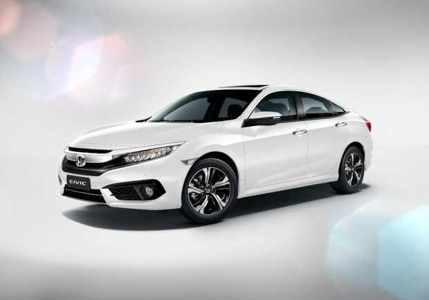 Honda New Civic 3