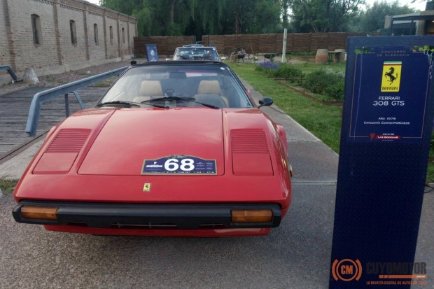 ferrari 308 GTS rally