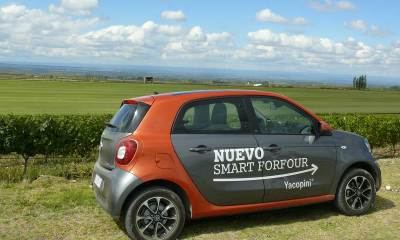 Smart ForFour campo