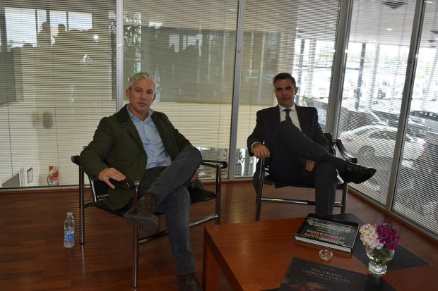 Mercedes-Benz Yacopini Jorge Lucini y Alejandro André