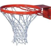 Standard Rim of Portable Basketball Hoop