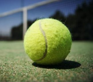 improve your tennis game by focusing on the ball
