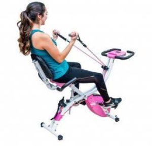 Pleny 3-in-1 Total Body Exercise Bike