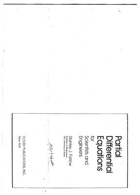 Gockenbach M.S. Partial Differential Equations. Analytical