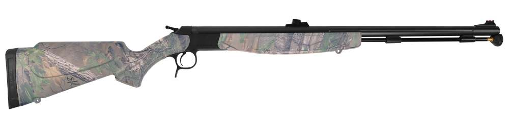 medium resolution of optima v2 nitride stainless steel realtree xtra green camo with fiber optic sights