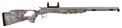 small resolution of optima v2 realtree xtra green camo thumbhole stock stainless steel scope mount