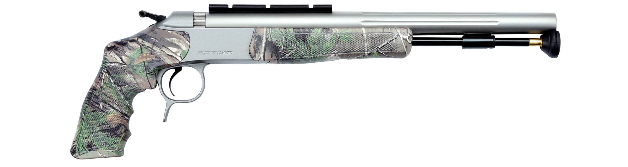 hight resolution of optima v2 pistol camo and stainless steel