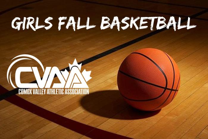 CVAA GIRLS FALL Basketball