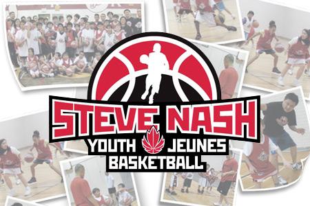 Steve Nash Comox Valley