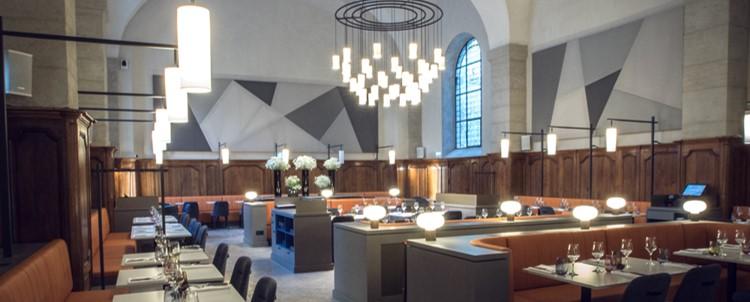 Salle du restaurant Grand Réfectoire